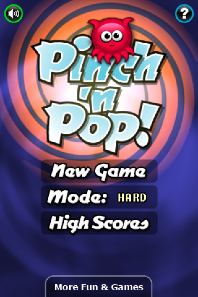 Screenshot Pinch n Pop!