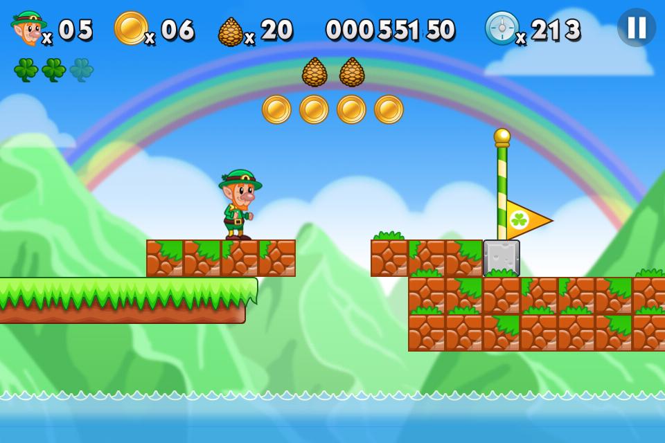 Screenshot Super Jump World